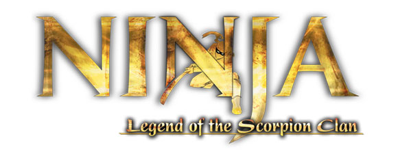 Ninja: Legend of the Scorpion Clan title