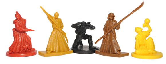Ninja figures
