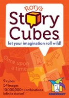 Rory's Story Cubes - Board Game Box Shot