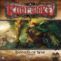 Runewars: Banners of War - Board Game Box Shot