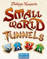 Small World: Tunnels - Board Game Box Shot