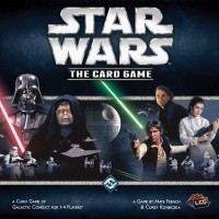 Star Wars: The Card Game - Board Game Box Shot