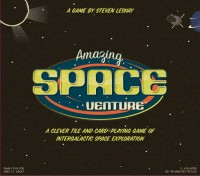 Amazing Space Venture - Board Game Box Shot