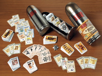 bang bullet game pieces