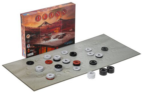 dvonn game components
