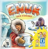 Enuk - Board Game Box Shot