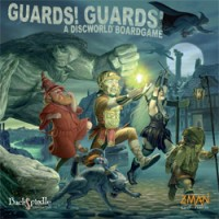 Guards! Guards! A Discworld Board Game - Board Game Box Shot