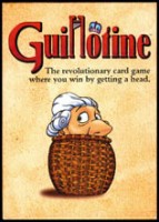 Guillotine - Board Game Box Shot
