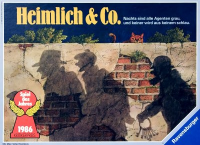 Heimlich & Co. - Board Game Box Shot