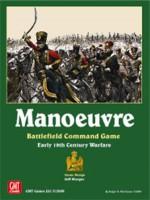 Manoeuvre - Board Game Box Shot