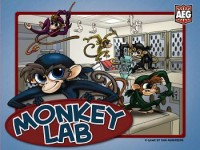 Monkey Lab - Board Game Box Shot