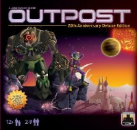 Outpost: 20th Anniversary Edition - Board Game Box Shot