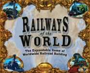 Railways of the World - Board Game Box Shot