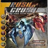 Rush n' Crush - Board Game Box Shot
