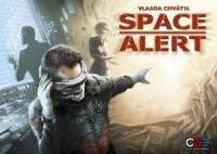 Space Alert - Board Game Box Shot