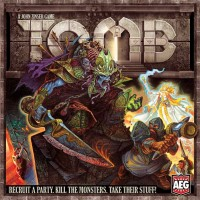 Tomb - Board Game Box Shot