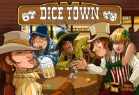Dice Town - Board Game Box Shot