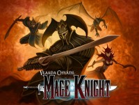 Mage Knight Board Game - Board Game Box Shot