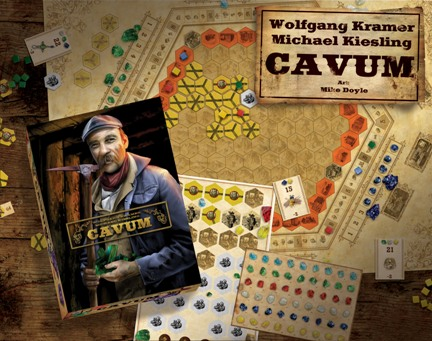 cavum game board