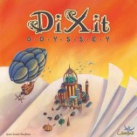 Dixit Odyssey - Board Game Box Shot