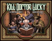 Kill Doctor Lucky - Board Game Box Shot