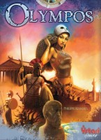 Olympos - Board Game Box Shot