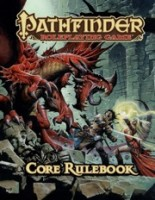 Pathfinder: Core Rulebook - Board Game Box Shot