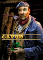 Cavum - Board Game Box Shot