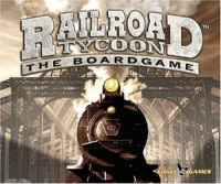 Railroad Tycoon - Board Game Box Shot