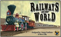 Railways of the World: The Card Game - Board Game Box Shot