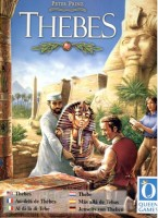 Thebes - Board Game Box Shot