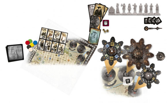 011 game components