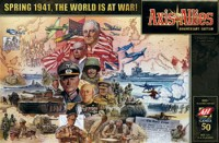 Axis & Allies 50th Anniversary Edition - Board Game Box Shot
