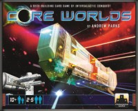 Core Worlds - Board Game Box Shot