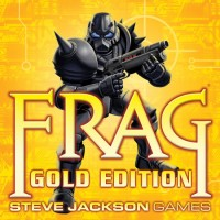 Frag Gold Edition - Board Game Box Shot
