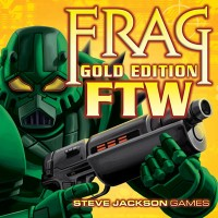 Frag Gold Edition: FTW - Board Game Box Shot