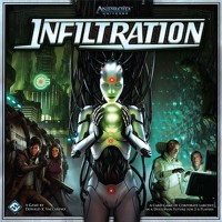 Infiltration - Board Game Box Shot