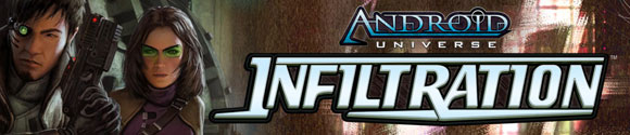 Android Universe: Infiltration