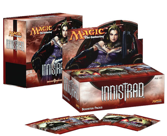 Innistrad boxes