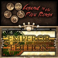 Legend of the Five Rings – Emperor Edition - Board Game Box Shot