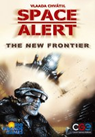Space Alert: The New Frontier - Board Game Box Shot