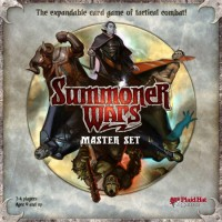 Summoner Wars Master Set - Board Game Box Shot
