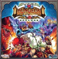 Super Dungeon Explore - Board Game Box Shot