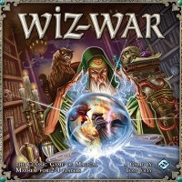 Wiz-War - Board Game Box Shot
