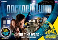 Doctor Who: Battle to Save the Universe - Board Game Box Shot