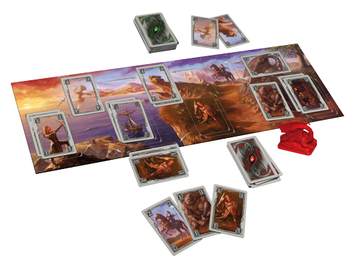 dragonheart board and cards