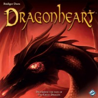 Dragonheart - Board Game Box Shot
