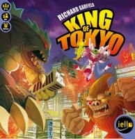 King of Tokyo - Board Game Box Shot