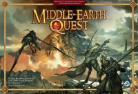 Middle Earth Quest - Board Game Box Shot