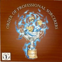 Order of Professional Sorcerers - Board Game Box Shot